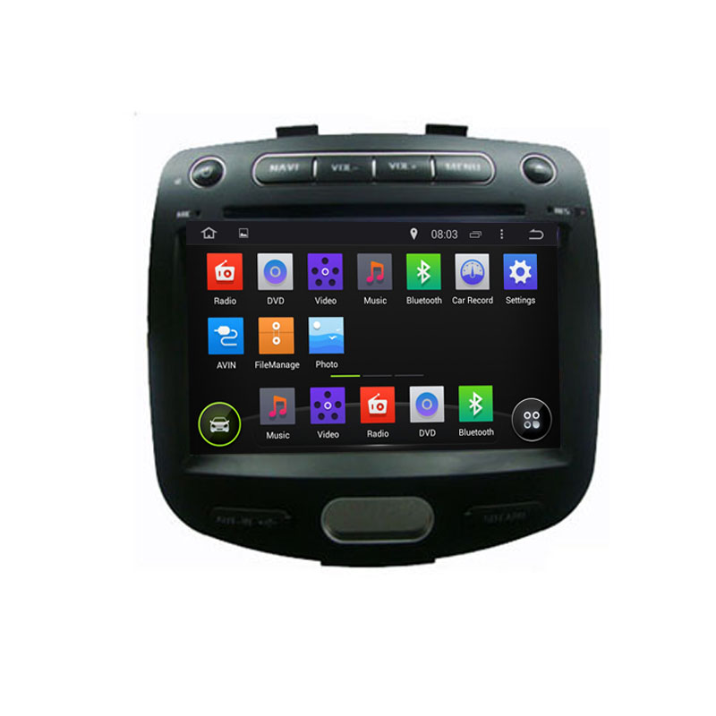 ROM 16G 1024*600 Quad Core Android 5.1.1 Fit Hyundai i10 Fit Dodge i10,Fit Inokom i10 2007 - 2012 Car DVD Navigation GPS Radio(China (Mainland))