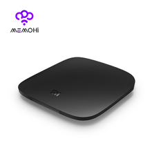Xiaomi MI BOX Internatinal Android TV 6.0 Smart TV Box Quad Core Set-top Box with Youtube Netflix 4K DTS Dolby IPTV Media Player(China (Mainland))