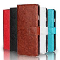 Luxury Retro PU Leather Case for Microsoft Nokia Lumia 625 625H Flip Cover Wallet With Stand Phone Cases 6 Color Coque Fundas