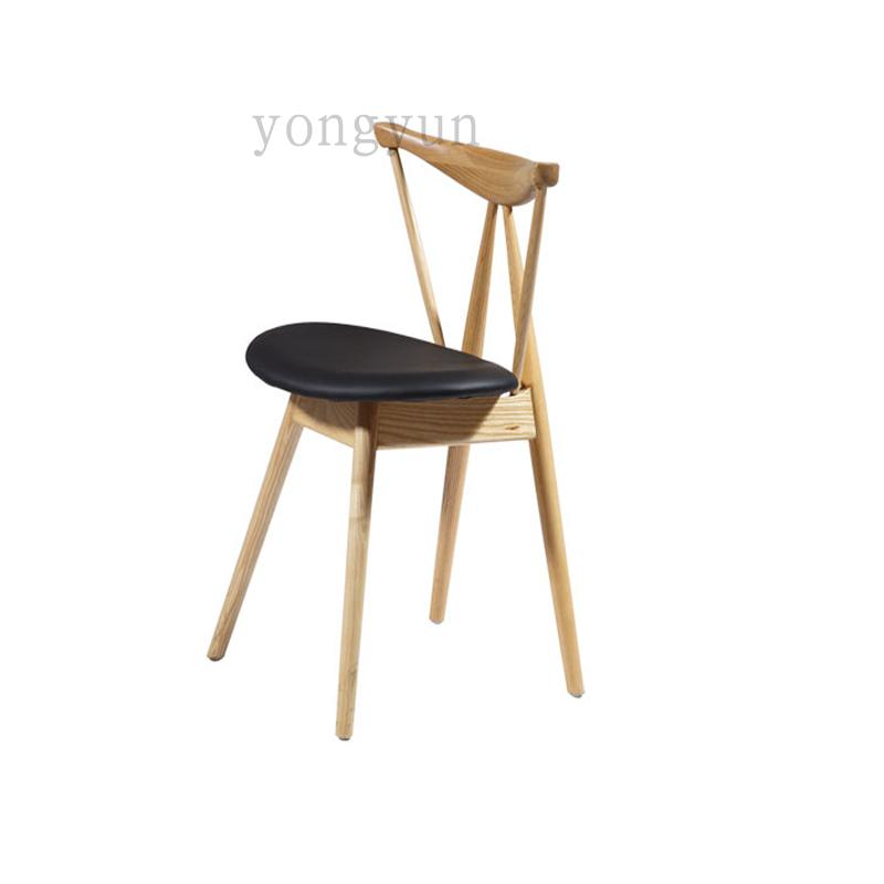 Online kopen wholesale beroemde stoel ontwerpers uit china beroemde stoel ontwerpers groothandel - Houten stoel eetkamer ...