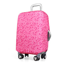Flexible Suitcase Protection Washable Luggage Cover Suitcase Cover Protector Luggage Protective Covers Apply to 20/24/28 Inch(China (Mainland))