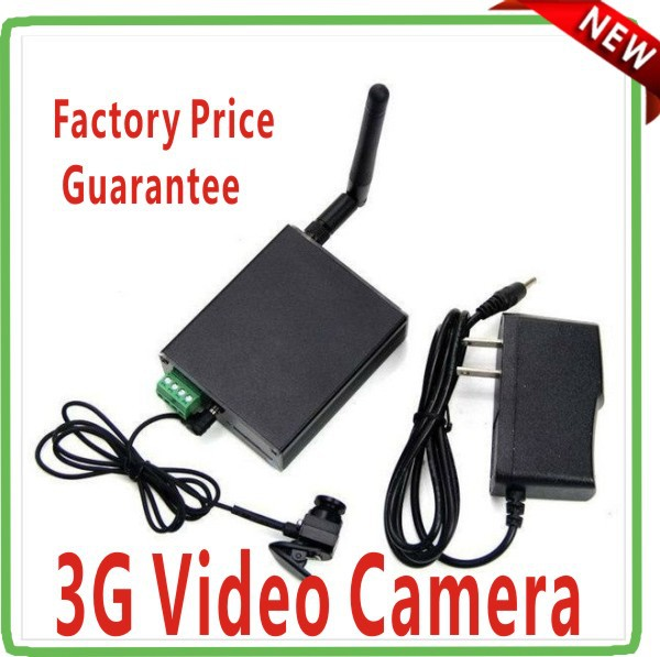 2015 hot sale 3G remote real-time video 3G surveillance 3G camera from asmile(China (Mainland))