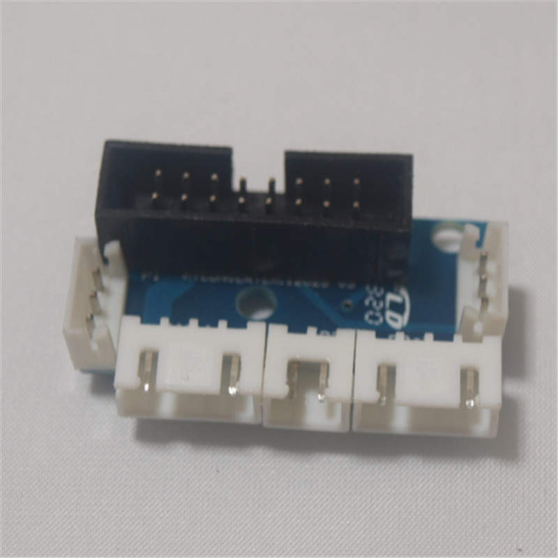 UP Afinia 3D printer module PCB Board mod temp board for extruder head UP PP3DP TIERTIME