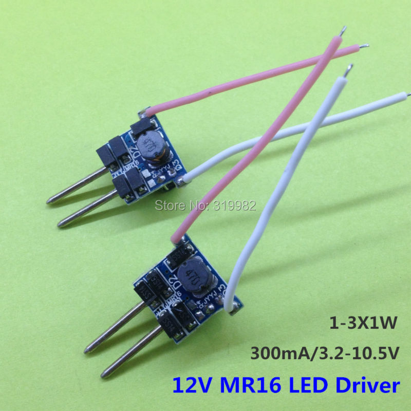 100pcs/lot 3X1W MR16 LED driver, 3*1W 12V driver for MR16 3W lamp, wholesale price and Free shipping!<br><br>Aliexpress