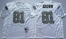 Stitiched,Oakland Raider T.Brown stabler Jim Plunkett Throwback for men,camouflage(China (Mainland))