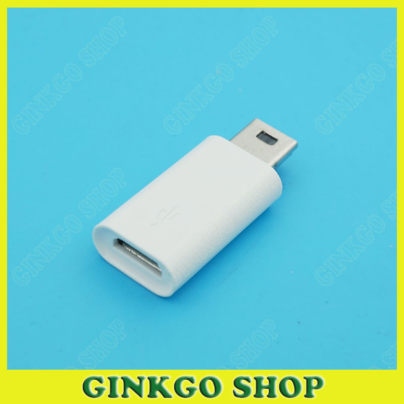 25pcs/lot New Micro Usb Female to Mini usb Male Adapter M /F Male to Female Convert Adapters<br><br>Aliexpress