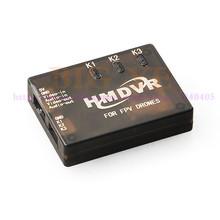 Mini DVR Recorder HMDVR for FPV Drones Video Audio Recorder free shipping