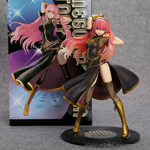 Anime New Megurine Vocaloid Miku Luka 1/7 Scale Painted PVC Action Figure Model Collection Toy 23cm free shipping KA0466