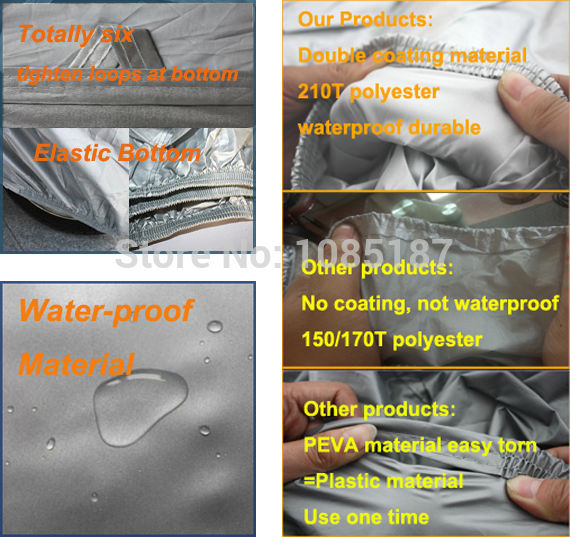 pp spunbond non woven car cover with the cheapest price(China (Mainland))