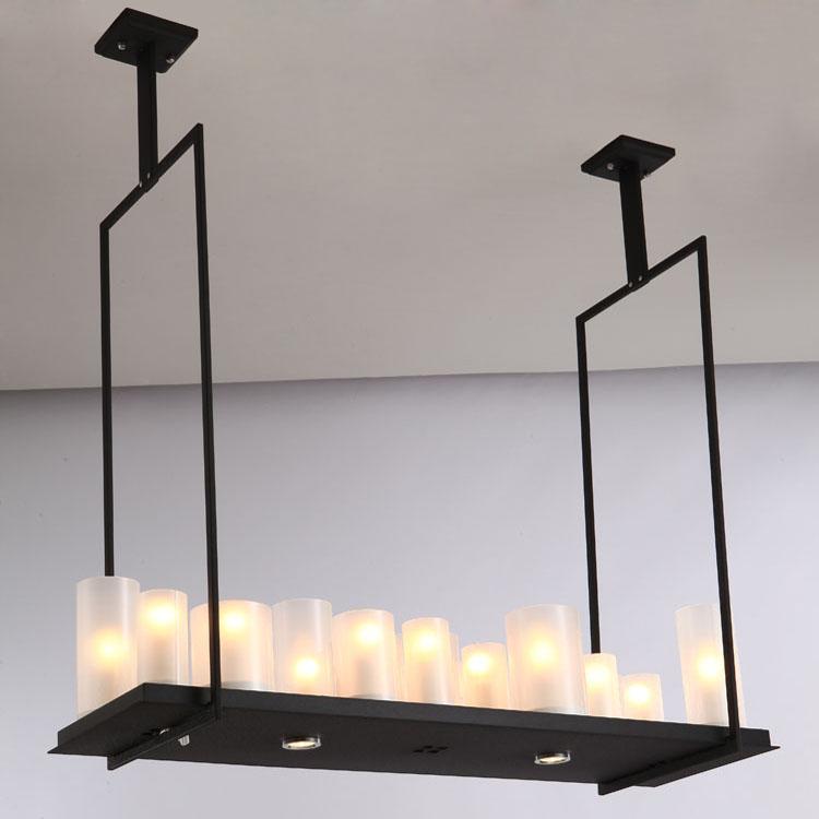 Aliexpress.com : Koop antieke franse stijl bartafel eetkamer hanglamp ...