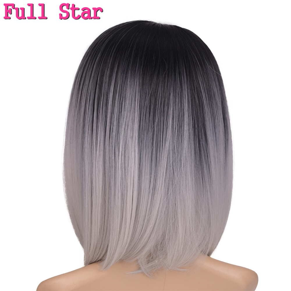 synthetic wig Full Star233