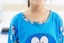 Retail 2015 New Autumn Baby Boys Girls Kids Children Cartoon Pijamas Pyjamas Sleepwear Pajamas Set Clothing