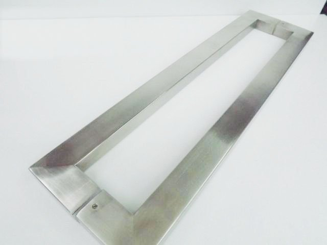 Unilocks modern storefront door pull handles tubing for 1180 2 door pull
