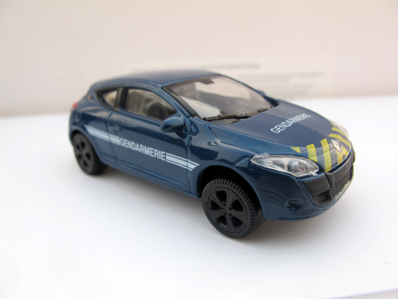 RENAULT NOREV 1:6 four alloy automotive mannequin MECANE 2008 RENAULT