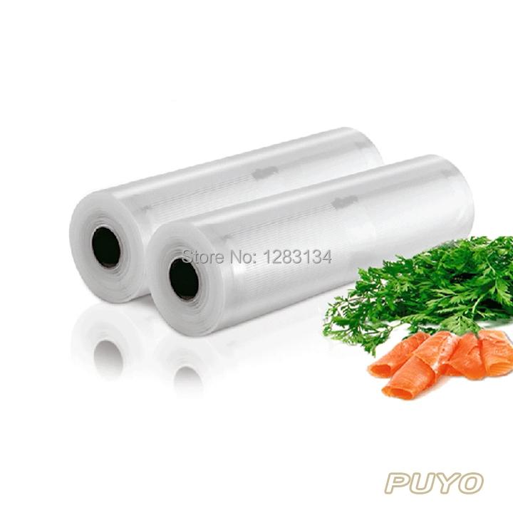 Food Storage Bags Sealing Sealer Rolls Machine Saving System Cryovac Vacuum Storage Bags TK0963 saran wrap(China (Mainland))