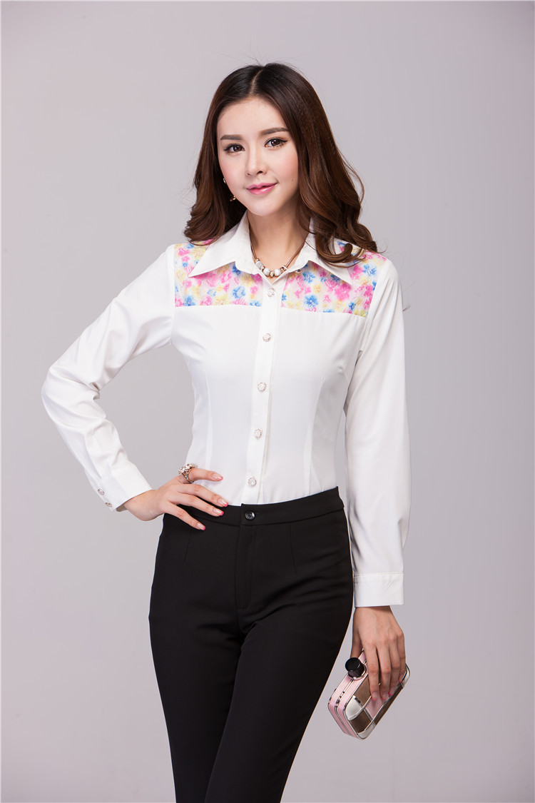 Work Blouse Styles 47