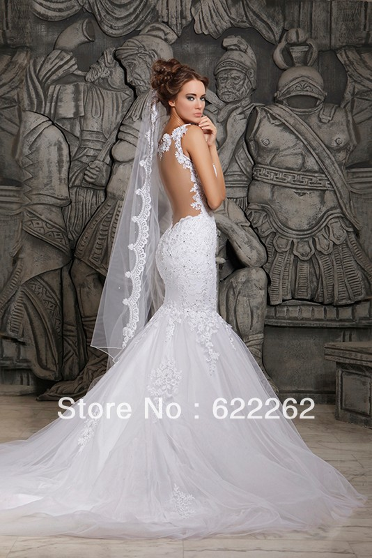 Wedding Dresses For    In Canada : Lace trench picture more detailed about 2014 designers