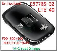 Desbloquear 4 G lte mifi Router HUAWEI E5776s-32 150MBPS lte 4 G Mobile Hotspot Router lte dongle pk E5776 E5375 E5372 E589 mf90 mf91