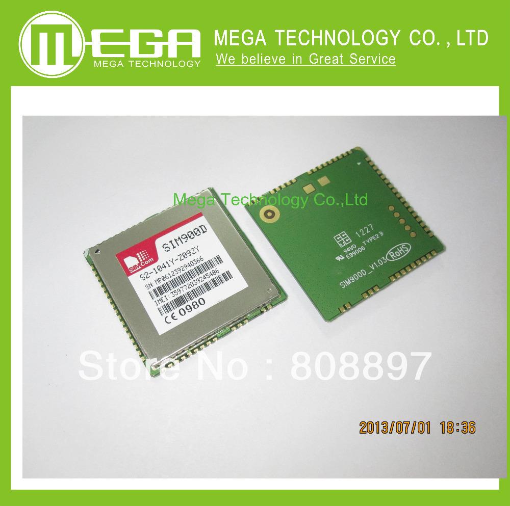 1PCS original SIM900D SIMCOM GSM GPRS Module(China (Mainland))