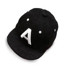 ตัวอักษรใหม่หมวกเบสบอลเด็กหมวกฤดูร้อนเด็กทารกเด็กสาวหมวกเด็ก Snapback หมวกเด็กหญิงหมวก(China)