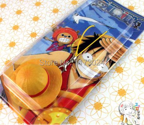 Pop Anime Comic One Piece Monkey D. Luffy 5CM Mini Straw Hat Pandent Pendant Toys(China (Mainland))