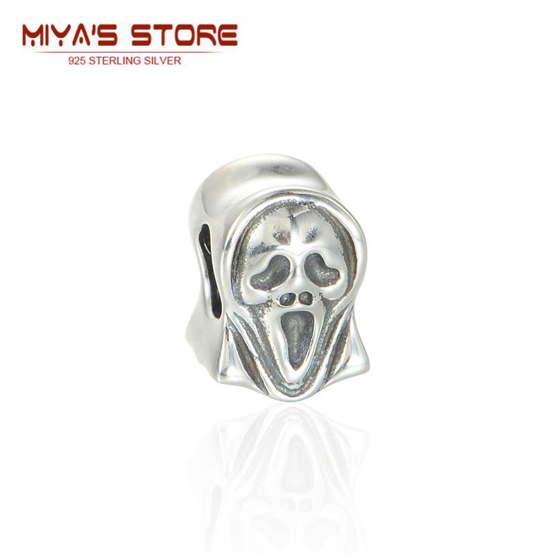 Skull Bead Charms H Bracelets Bangles Bangles For Women Tibetan Silver Charms Silver 925 Skull Beads