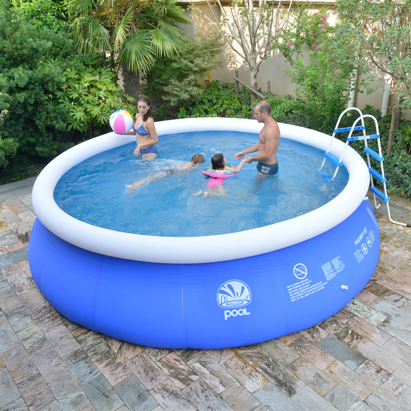 Pool video picture more detailed picture about 240 63cm for Piscina pool