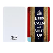 Lovely cute mini protable card for samsung High-rise building Slim External Battery Power bank 2600mah for Iphone 6