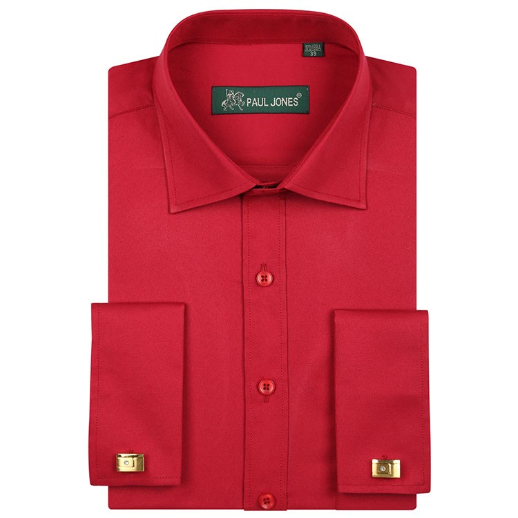 Men's Dress Shirts for an Eminently Fashionable Outfit. Back in the day, men would be called on to suit up in shining armor and march right into battle—that was, after all, their job.
