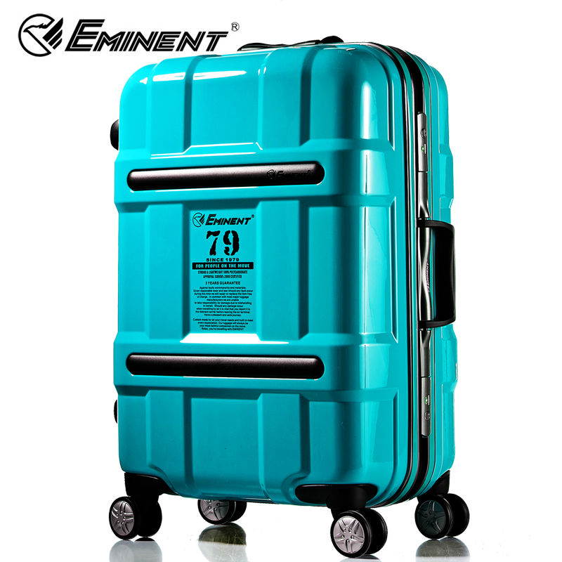 100% German PC Material 19 inch Eminent Hardside Spinner Luggage Set Suitcase Rolling Travel Upright Carry On Hard Shell<br><br>Aliexpress