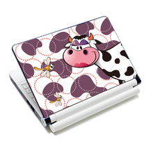Many styles custom HD color printing laptop notebook skin case sticker 15 15.4 15.6  inch  for MacBook/hp/Dell/lenovo