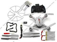 Free Shipping! H12C pro/DFD F181 RC Quadcopter 2.0MP CAM drone Auto Return&4 motors+1 battery