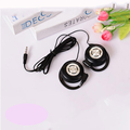Q89 3 5mm Sport Clip On Earphone Headset Stereo Headphones Earphone Auriculares For Cellphone MP3 MP4