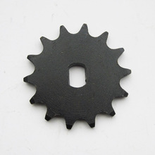 Buy 14 Tooth Sprocket Pinion Gear fit 420 Chain Unite Motor 1223F 10518 Electric Scooter for $7.59 in AliExpress store