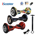IScooter hoverboard 10 inch Bluetooth 2 Wheel Self balancing Electric Scooter two Smart Wheel with Remote