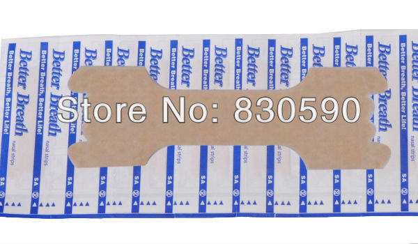 Free shipping!!!!  300 pcs/Lot (55*16MM)   Nasal Strips - Stop Snoring and Relive Nasal Congestion Instantly<br><br>Aliexpress