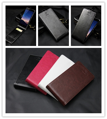 GD2 New arrival for JIAYU S3 case High quality flip leather case cover for JIAYU S3 case with Card Holder+stylus(China (Mainland))