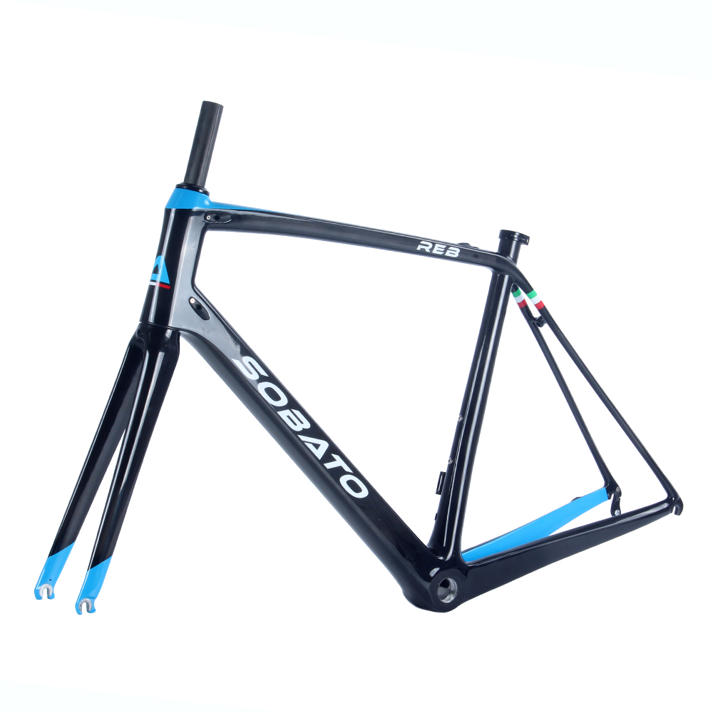 2016 Chinese carbon road frame1050g,UD-matt,BB86 and DI2 compatiable carbon road bike frame 49/58cm with painting(China (Mainland))