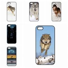 Wolf Running Xiaomi Mi2 Mi3 Mi4 Mi4i Mi4C Mi5 Redmi 1S 2 2S 2A 3 Note Pro Cases Skin - Phone For You Store store