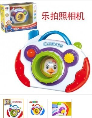 Mr LeKang children camera with sound and light/children toy camera toy baby toys classic toys learning & education(China (Mainland))