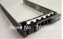 original  New G176J   2.5 inch Hard Drive  Bracket  for DELL R410 R710, R610 series(China (Mainland))