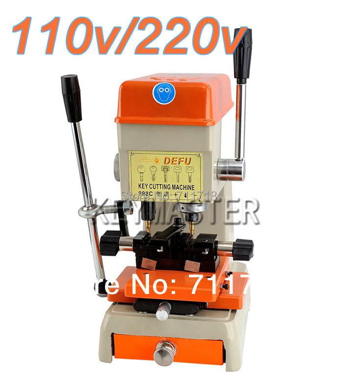 998C Best DEFU Key Cutting Machine(China (Mainland))
