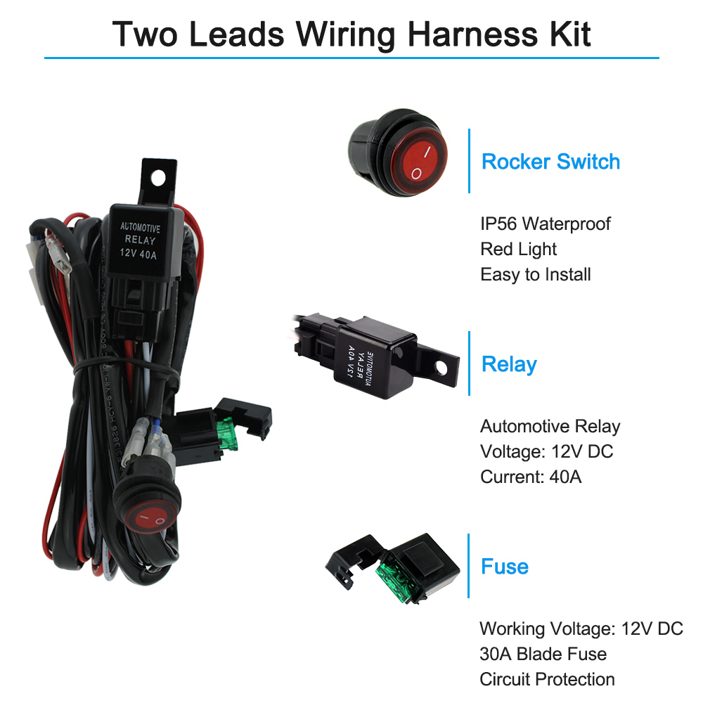 Boat Wiring Harness Kit Australia Wiring Diagram And Hernes – 12v Trailer Wiring Diagram