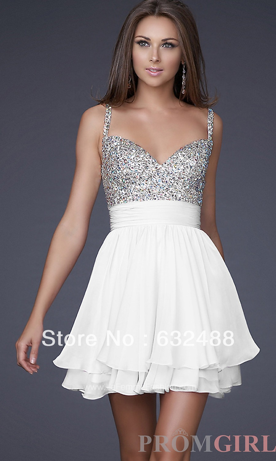 Collection White Formal Dresses For Juniors Pictures - Giftlist