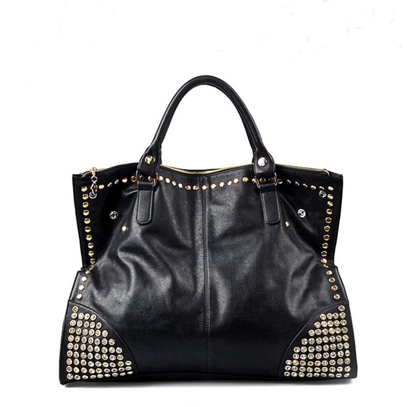 2015 Large Fashion Brand Woman Handbag Individuality Large capacity PU Wholesale Designer Handbags High Quality Messenger Bag