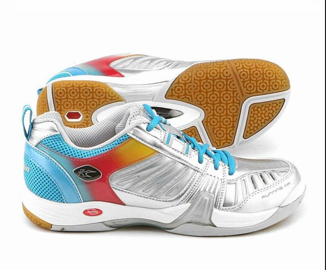 kason professional badminton shoes caiyun/fuhaifeng /lining badminton shoe110607