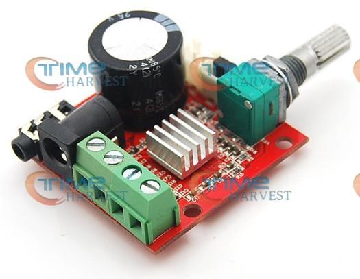 2pcs Enhanced 12V 10W+10W D Ver power HiFi mini digital amplifier board for arcade cabinet/amusement coin operated game machine<br><br>Aliexpress