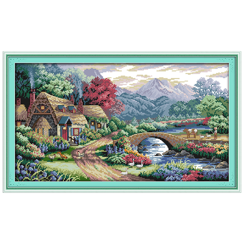 Cross-Stitch из Китая