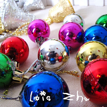 tree styrofoam ball real freeshipping ornament none multi
