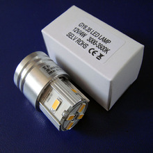 High quality 12V 4W led GY6.35 lamp,GY6 led light,GY6.35 led bulb free shipping 50pcs/lot